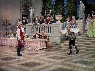 ������� ���� �������� / ������� ���� �������� / Casanova's Big Night (1954)